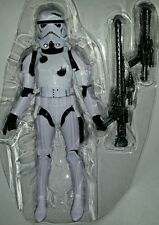 "Star Wars IMPERIAL STORMTROOPER 6"" Figure Black Series Amazon Exclusive"
