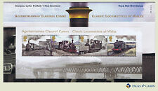 2014 Classic Locomotives of Wales M/S Stamps in Presentation Pack PP469 (no.495)