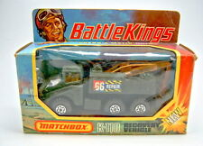 Matchbox Battle King K-110 Recovery Vehicle in Box