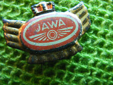 JAWA  Motorcycle very old lapel,hat pin badge.Probably 1950s.(A)