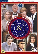 DVD:RICH TEA AND SYMPATHY - THE COMPLETE SERIES - NEW Region 2 UK