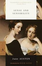 Sense and Sensibility (Modern Library Classics) by Austen, Jane, Good Book