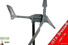 Windgenerator 48V/2000W iSTA Breeze® generator wind turbine,i-2000 White Edition