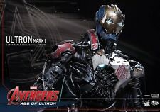 Hot Toys Avengers Age of Ultron Marvel MMS 292 Ultron Mark I Collectible Figure