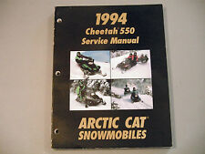 1994 Arctic Cat Cheetah 550 Service Manual