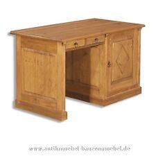 Schreibtisch,Arbeitstisch,Computertisch,Tisch,Weichholz,Bauernmöbel,Gründerzeit