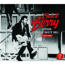 Chuck Berry & OTHER KINGS OF ROCK N ROLL Best 60 Song Collection NEW SEALED 3 CD