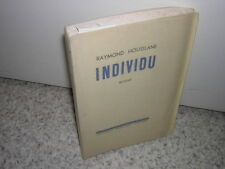 1934.Individu / Raymond Housilane.1 des 40ex.sur vélin.Bon ex.nc.Mauriac