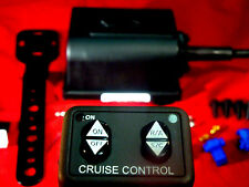 Rostra 250-1223 Universal Cruise Control Kit with 250-3593 Dash Mount Control