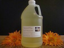 100% Natural Body & Massage Oil 64oz/Half Gallon (Unscented)