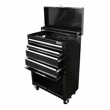 Excel Tool Boxes TB2201X-Black Roller Tool Cabinet