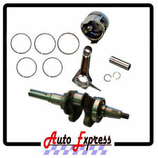 HONDA GX200 ROLLER KIT WITH CRANKSHAFT PISTON RINGS CON ROD PIN AND CLIPS GX 200