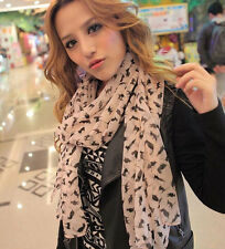 New Fashion Women Lady Girls Soft Long Carriage Scarf Large Wrap Shawl Scarves