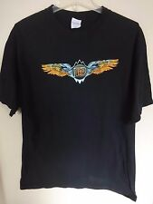 Vintage Doobie Brothers Band T-Shirt Mens Large Graphic Tee 2006 World Tour