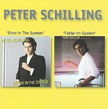 Error in the System / Fehler Im System, Peter Schilling, Good