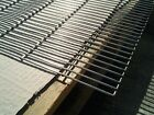 GOUCHYS STAINLESS STEEL MESH FOR BBQ GRILL MADE TO MEASURE NO RUST ANY SIZE