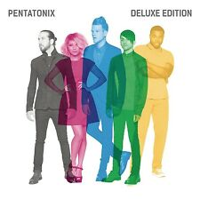 PENTATONIX - PENTATONIX (DELUXE VERSION)  CD NEW+