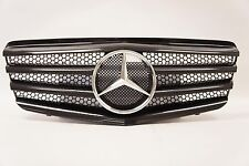 2007 - Newer Mercedes Benz E Class W211 CL Type Carbon Fiber Grille