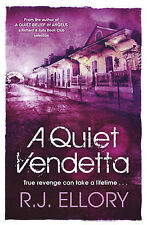 R.J. Ellory A Quiet Vendetta Very Good Book