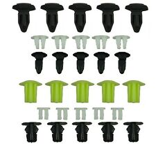 HONDA. ASSORTMENT OF LOCK NUT RETAINERS CLIPS FROM 6.9mm TO 12mm