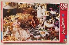 Puzzlebug 650 Pieces Puzzle: Vintage Jewelry Stocking Stuffer Brand New in Box