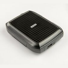 Rugged Hard Disk Western Digital Protect Case Drive Shockproof black