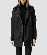 All Saints ASKER Leather Biker Jacket