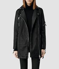 All Saints ASKER Leather Biker Jacket