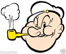 POPEYE HELMET STICKER HARD HAT STICKER