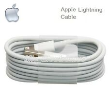 Apple Charger USB Data Cable For iPhone 5 5C 5S 6 6+ iPad 4 Mini Lightning Lead