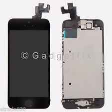 LCD Screen Display + Touch Screen Digitizer + Front Camera + Frame for Iphone 5S