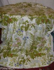 """DECOR FABRIC by GREEFF Design""""Edge of the Woods"""" Forest Flower Fabric 52x2 1/3 Y"""