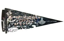 Los Angeles Kings NHL 2012 Stanley Cup Champions Team Picture Collectors Pennant