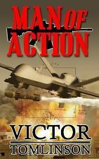 Man of Action by Victor Tomlinson (2014, Paperback)