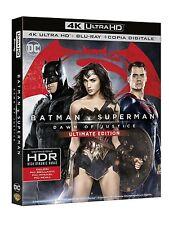 Batman V Superman: El Amanecer De La Justicia 4k castellano agotado en españa
