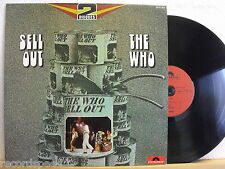 ★★ DLP - THE WHO - Sell Out - FRANCE Polydor 2488 176 // 1974 - Near Mint