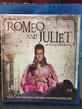 Romeo And Juliet 1954 MINT BLU-Ray Laurence Harvey John Gielgud  Shakespeare