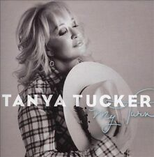 My Turn 2009 by Tanya Tucker Ex-library