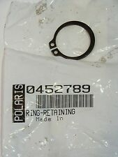NOS POLARIS 0452789 TRANSMISSION RETAINING RING PHOENIX SAWTOOTH RANGER
