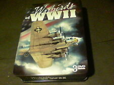 Warbirds of WWII (DVD, 2008, 3-Disc Set, Tin Casing) s3