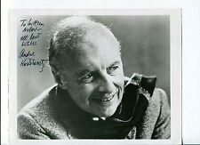 Andre Kostelanetz Classical Conductor Composer Signed Autograph Photo