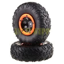 RC Pre -Mounted Tire Set 68023 (68051) For HSP 94680 1/18 OFF-ROAD CRAWLER TRUCK