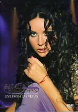 Sarah Brightman: The Harem World Tour - Live From Las V (2004, REGION 1 DVD New)