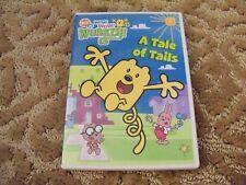 Wow! Wow! Wubbzy! - A Tale of Tails (DVD, 2008) EUC