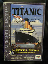 1000 Pc Collectible Titanic Jigsaw Puzzle ~ NIP ~ Includes Puzzle Preserver