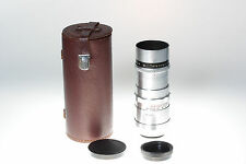MEYER-OPTIK Görlitz Telemegor 1:5,5/180mm V Lens for m42 n. 1728298 15 Blade