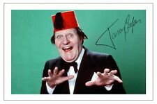 TOMMY COOPER JUST LIKE THAT SIGNED PHOTO PRINT AUTOGRAPH