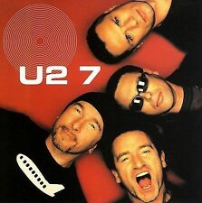 7 [EP] by U2 (CD, 2002) Target Stores Exclusive NEW SEALED Free Ship within U.S.