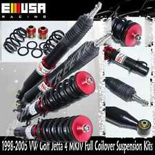 1998-2005 VW Golf Jetta 4 MK IV Beetle Full Coilover Suspension Lowering Kits