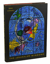 The Jerusalem Windows by MARC CHAGALL ~ First Edition 1962  Orig Lithographs 1st